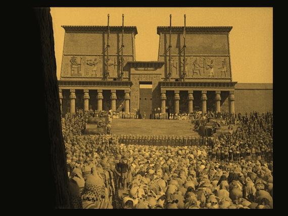 DAS WEIB DES PHARAO (1922) — Ernst Lubitsch