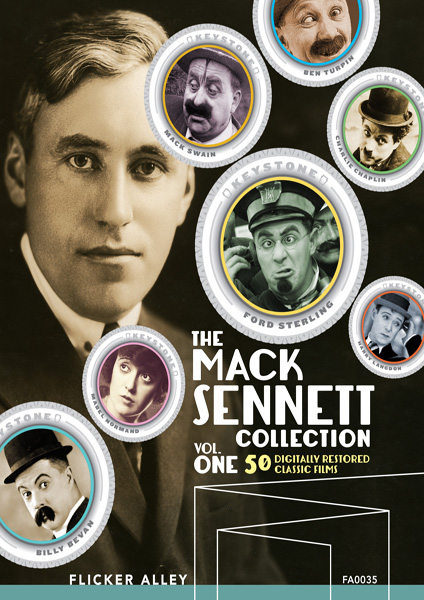 MACK SENNETT VOLUME 1