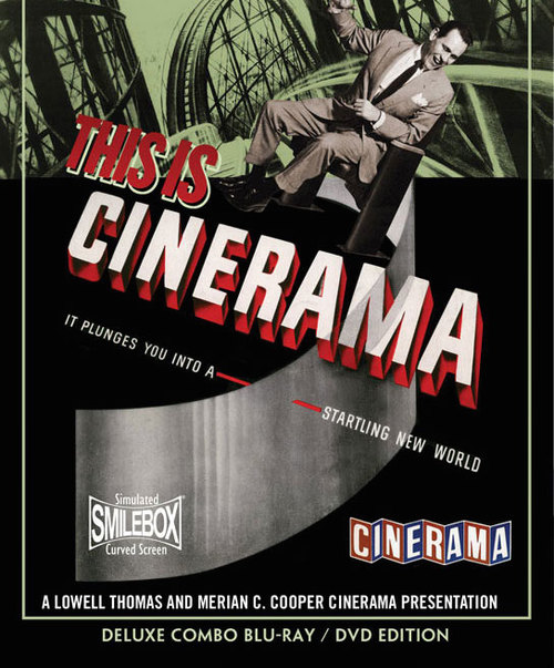 THIS IS CINERAMA Blu-ray/DVD Combo
