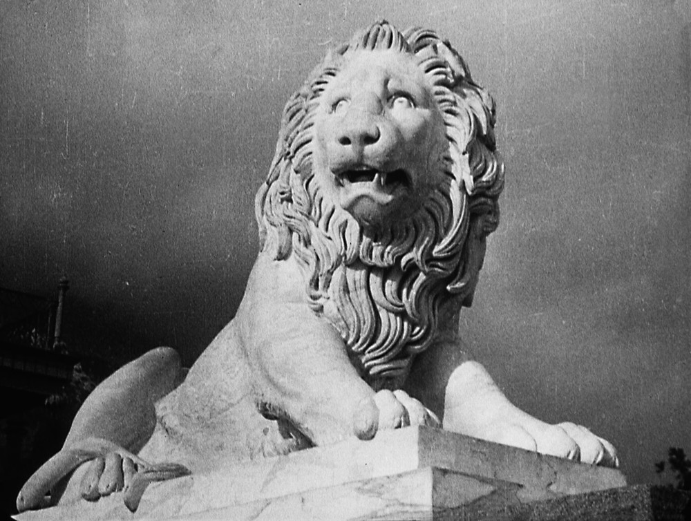 Lions from  BATTLESHIP POTEMKIN
