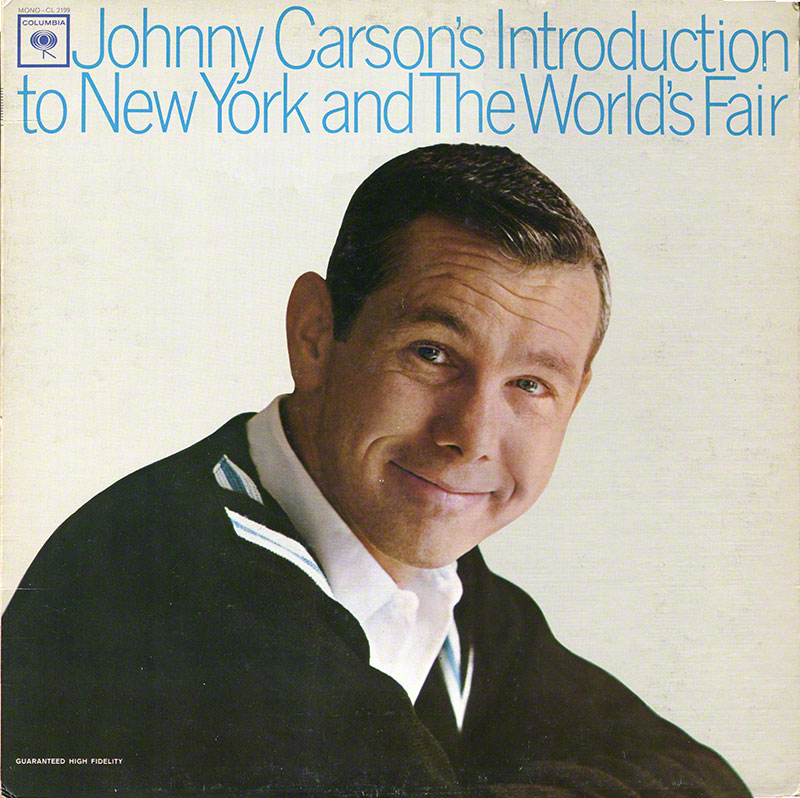 Johnny Carson's Introduction to New York and The World's Fair (1963)