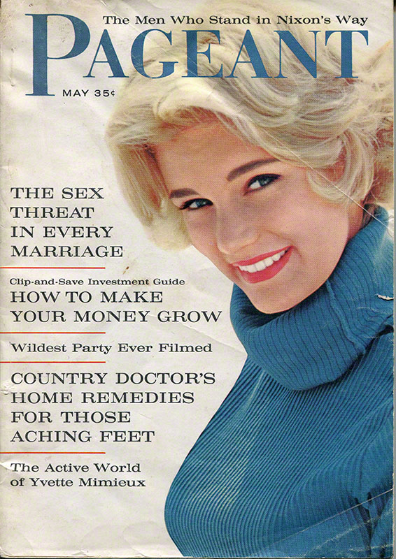 Pageant Magazine (1962)