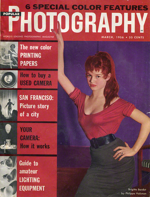 Popular Photography (1956)