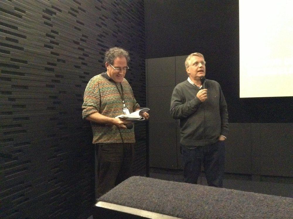 Jon Gartenberg & Nicola Mazzanti