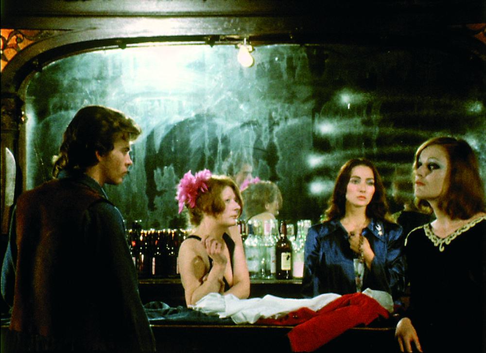 WILLOW SPRINGS starring (in alphabetical order): Michael O'Daniels, Ila von Hasperg,  Christine Kaufmann & Magdalena Montezuma