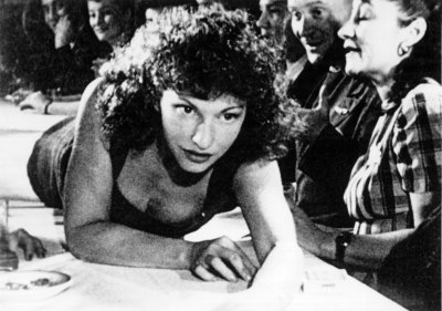 Maya Deren in AT LAND