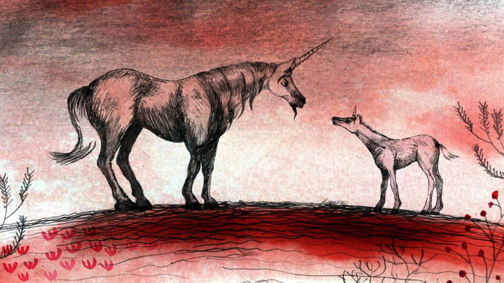 SANGRE DE UNICORNIO (UNICORN BLOOD)  (2013)