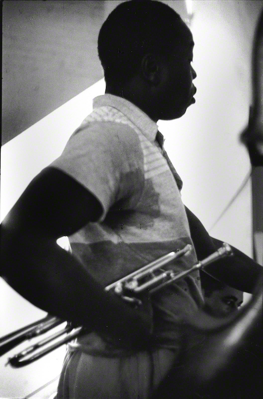 Thad Jones (ca. 1950)
