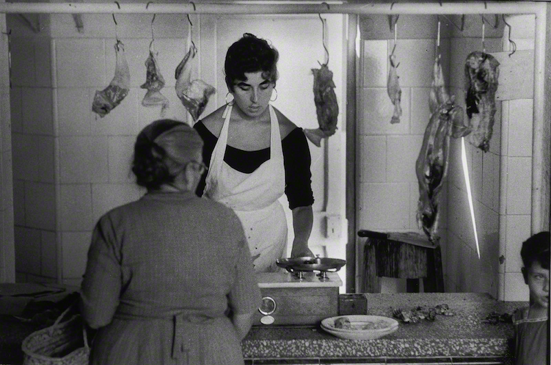 Butcher Girl (1957)