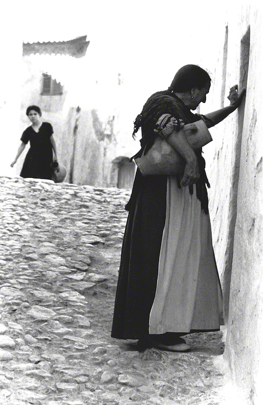 Woman Carrying Jug (1957)
