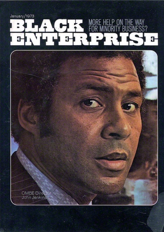 Black Enterprise (January, 1973)