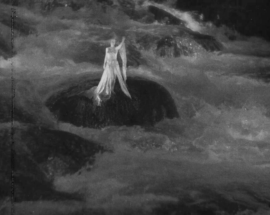 - LE ROI DES AULNES (1929) by Marie-Louise Iribe