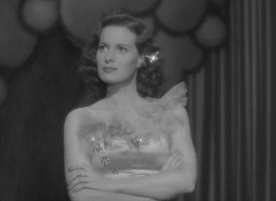 - Marueen O'Hara in DANCE, GIRL, DANCE (1940) by Dorothy Arzner
