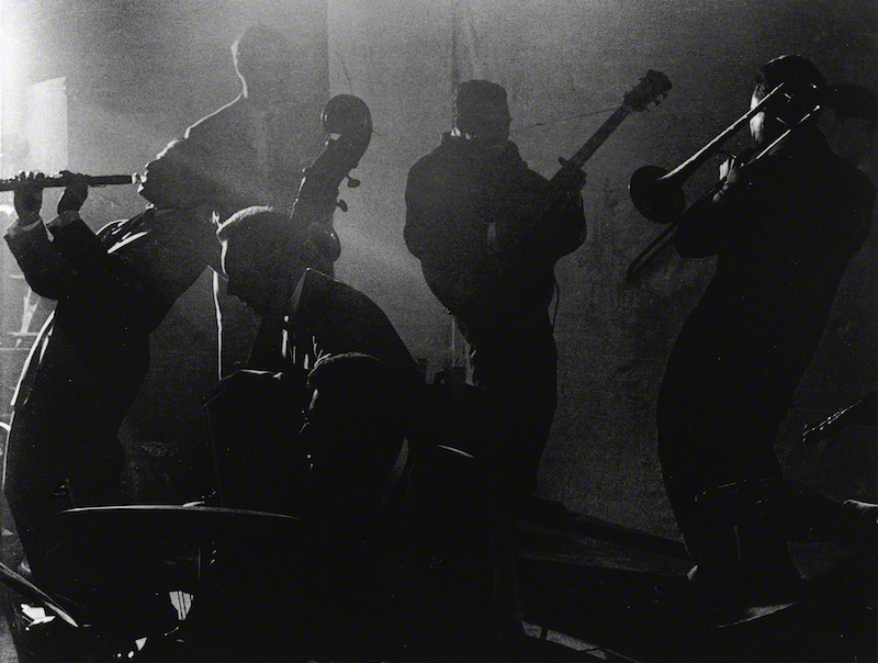 Hot jazz (1952), included in Edward steichen's 1955 landmark photographic exhibition, the family of man, at the museum of moder art in new york city © The Estate of Hugh Bell