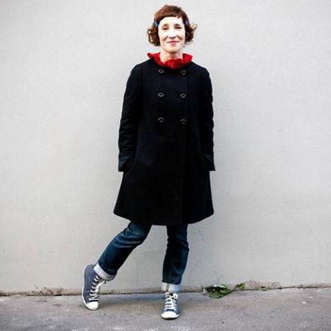 Filmmaker Marie Losier