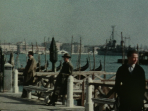 A Still from   ADRIA – HOLIDAY FILMS 1954-68 (FILM–SCHOOL OF SEEING I)     (Austria, 1990)