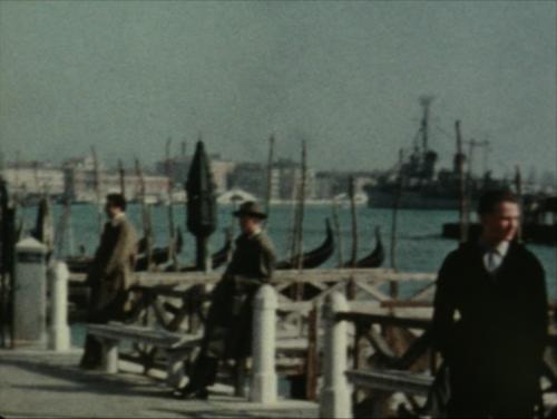 A Still from   ADRIA – HOLIDAY FILMS 1954-68 (FILM–SCHOOL OF SEEING I)     (Austria, 1990)