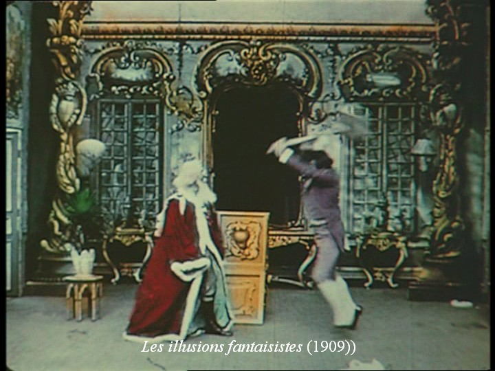 Whimsical Illusions  ( LES ILLUSIONS FANTAISISTES , 1909)