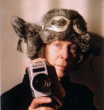 Filmmaker Vivian Ostrovksy
