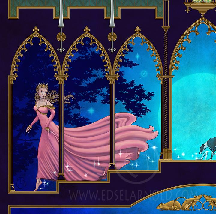 Cendrillon - Princess Cenderella