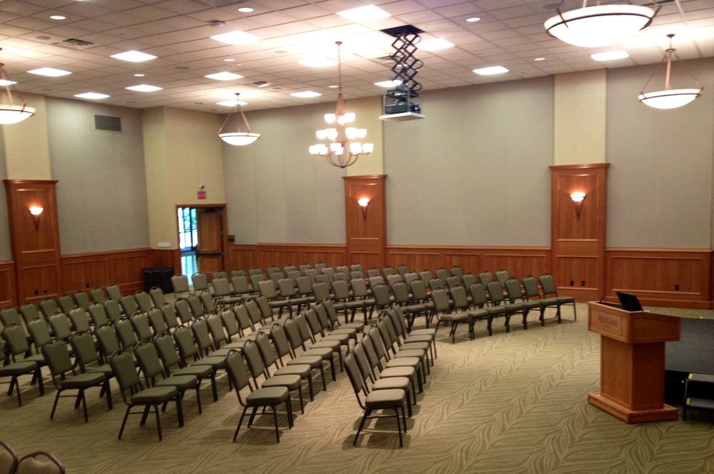 Seminar Room Layouts Collegiate Empowerment