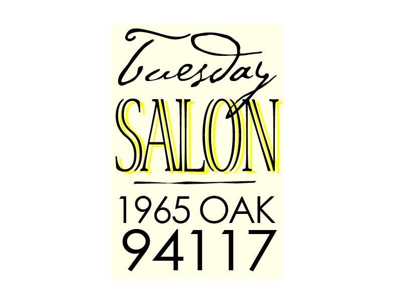 Tuesday Salon