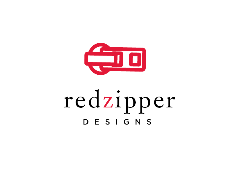 Red Zipper Designs