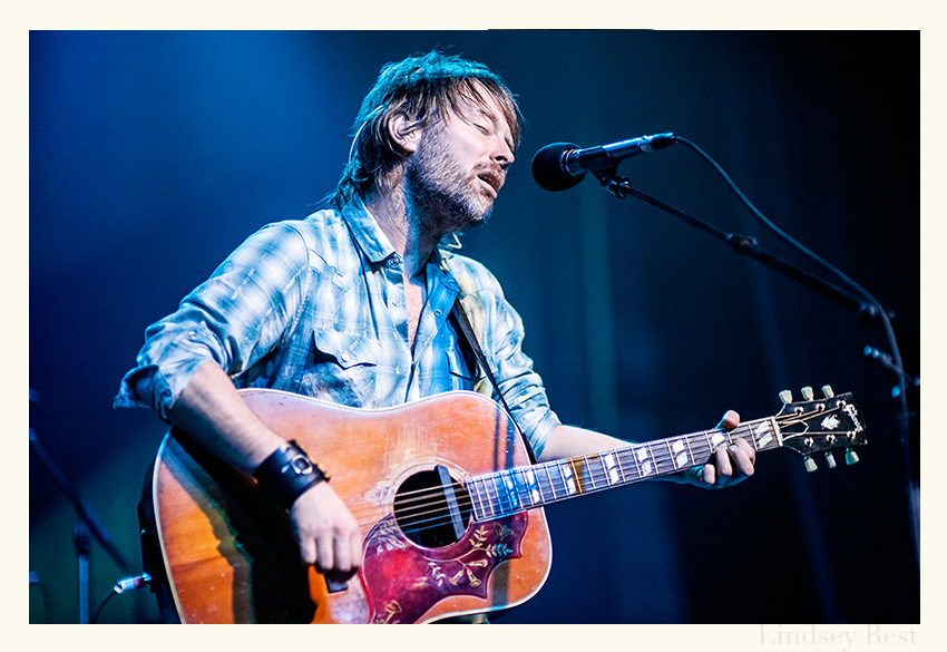 Happy Birthday to the amazing Thom Yorke of Radiohead and Atoms For Peace!   All Images Copyright © Lindsey Best. Please do not steal my images without prior consent & proper credit.  If you're interested in licensing an image or acquiring a print, please email me.     www.LindseyBest.com