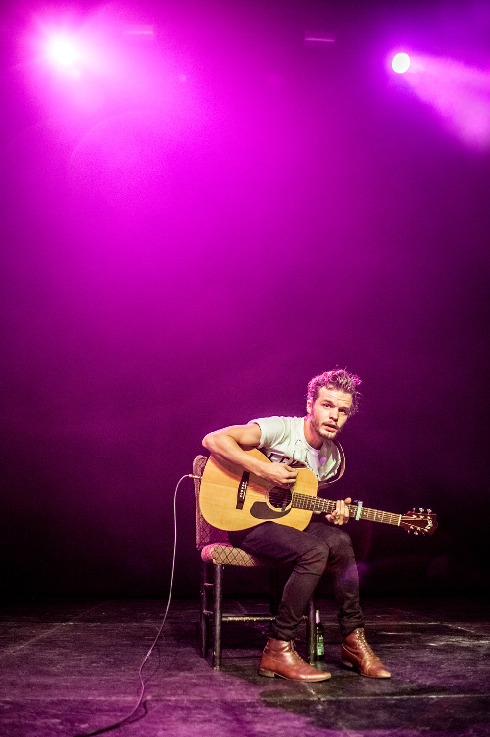 Kristian Matsson / The Tallest Man On Earth