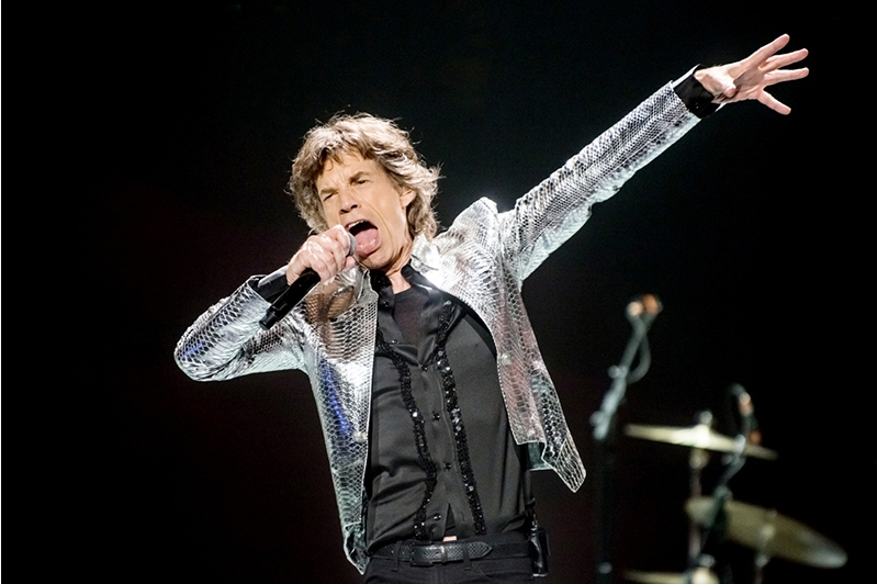 The one and only Mick Jagger of The Rolling Stones. Wearing one of my favorite jackets of his. Anaheim, 2013. All Images Copyright © Lindsey Best. Please do not steal my images without prior consent & proper credit.  If you're interested in licensing an image or acquiring a print, please email me. www.LindseyBest.com