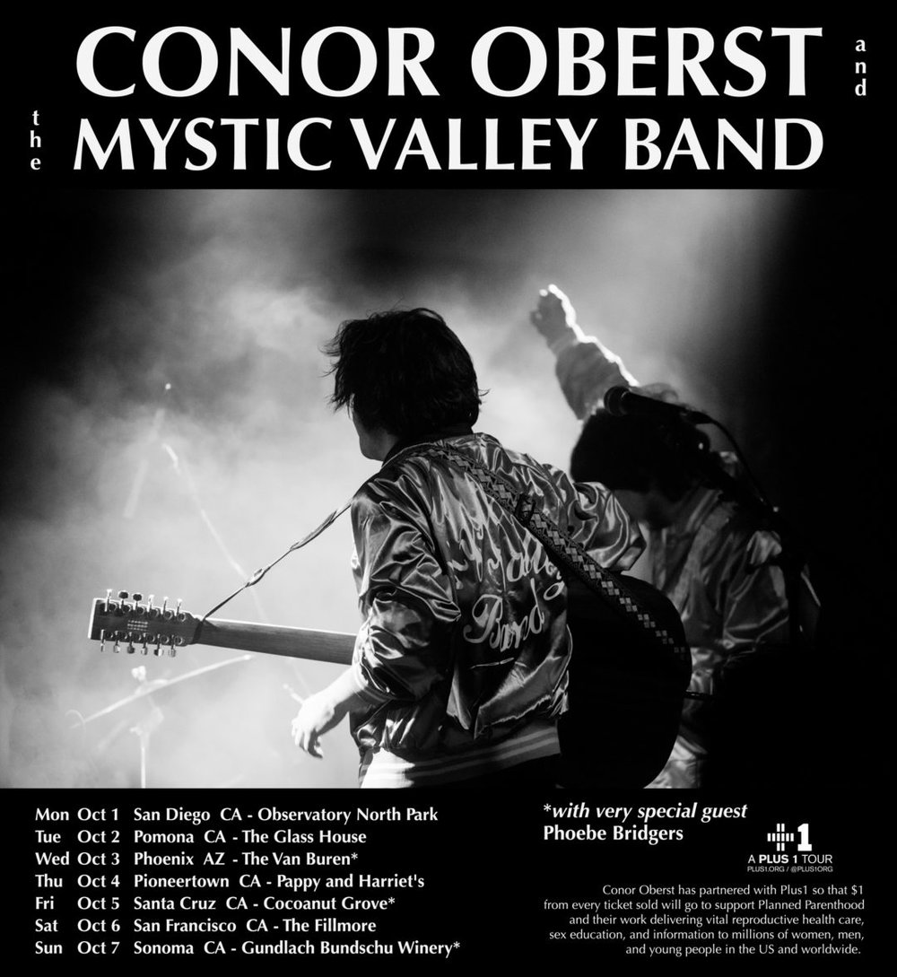 lindsey best conor oberst and the mystic valley band tour