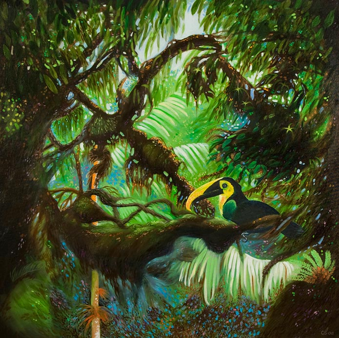 Jungle Toucan