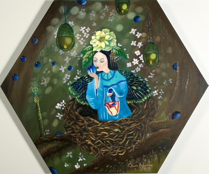 Blue Bubble Fairy