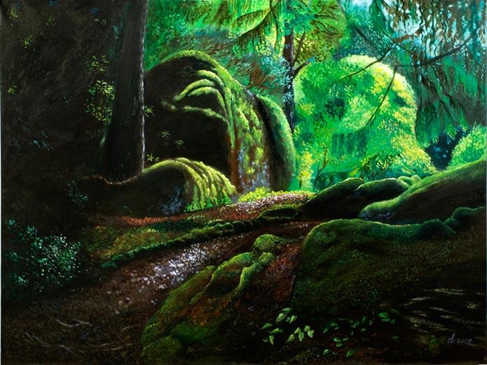 Mossy Glade