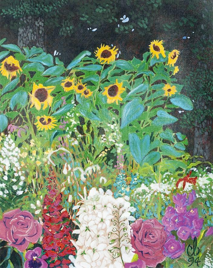 Tante Hilda's Garden