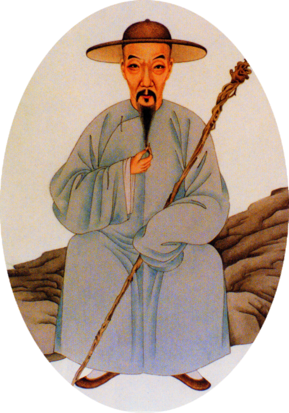 Yu Zhengxie, 1775-1840  Chinese male feminist of the Qing Dynasty. He criticised foot binding, female infanticide, widow suicide, widow chastity, and the double standard. An admirer  of women's poetry, he also took several female students and helped them publish their work under their own names.