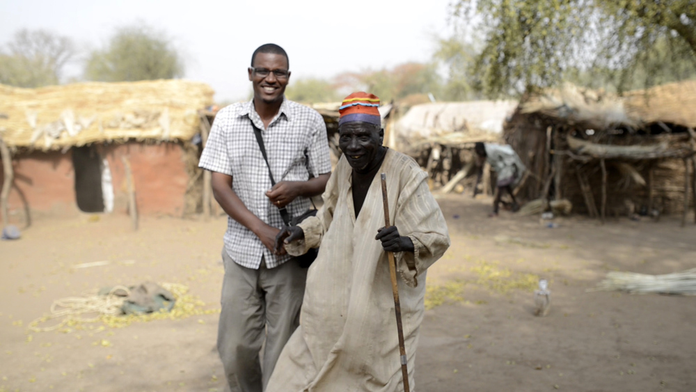 Getachew has acquired the common language (Arabic) from his time in South Sudan. Coming from neighbouring Ethiopia, he understands the culture and is able to quickly build rapport with people in the refugee camps. Photo credit - Tim Coleman