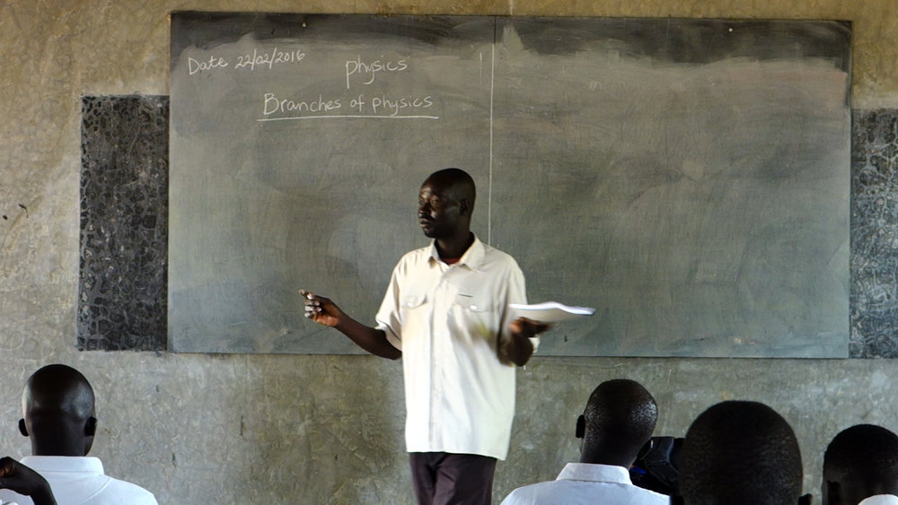 Dikem now teaches Physics at SIC Secondary School.