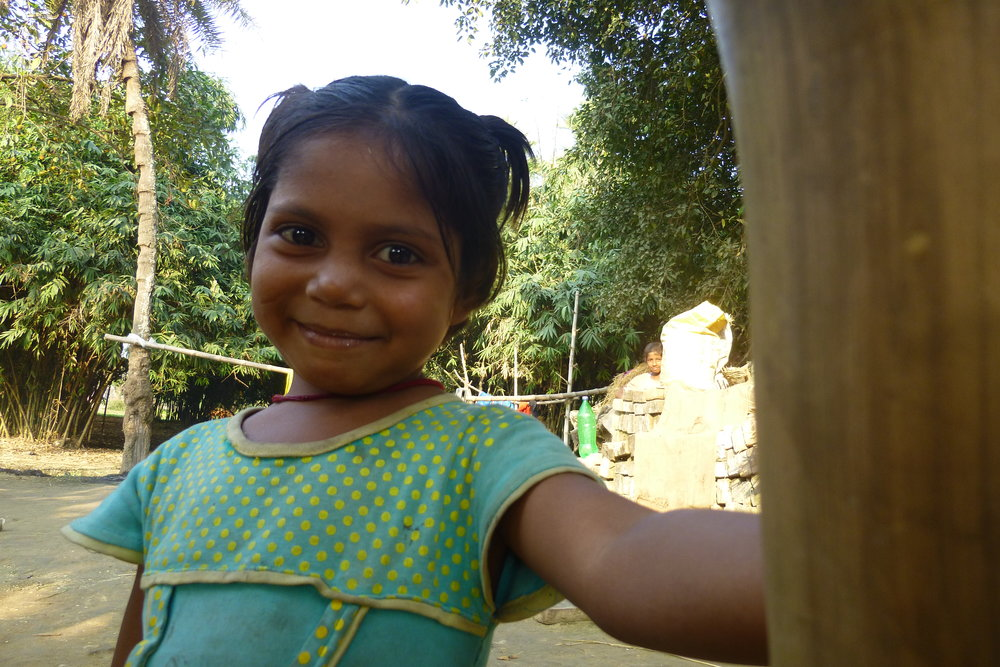 Richa's grandmother decided to postpone her early marriage after discussions with Chetna staff - Photo by Sarah K.