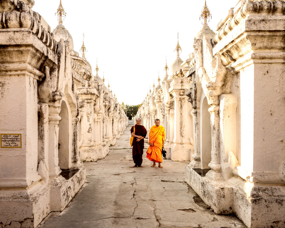 Mandalay is the former capital of Myanmar, and is located at the very center of the country. This central region is where the Bamar majority people group live, and where Sandra and Tim would like to move to in order to share about Jesus with the Bamar - Photo courtesy of  Magdalena Roeseler .