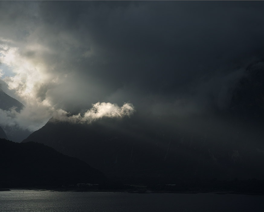 Milford Sound offered mood in spades. It's a South Island must-see.