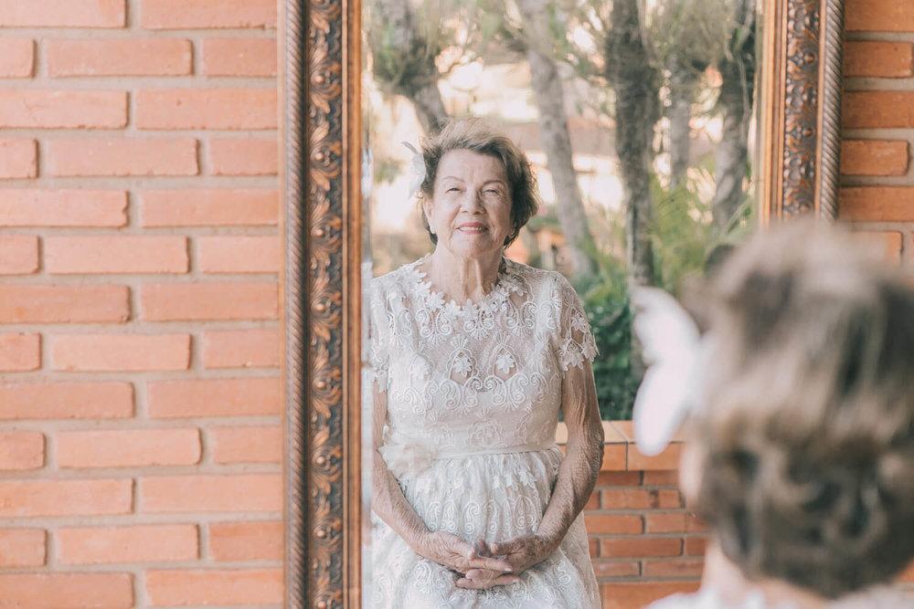 bodas de diamante Dona Rosa e Seu Russo São Paulo Fotografia