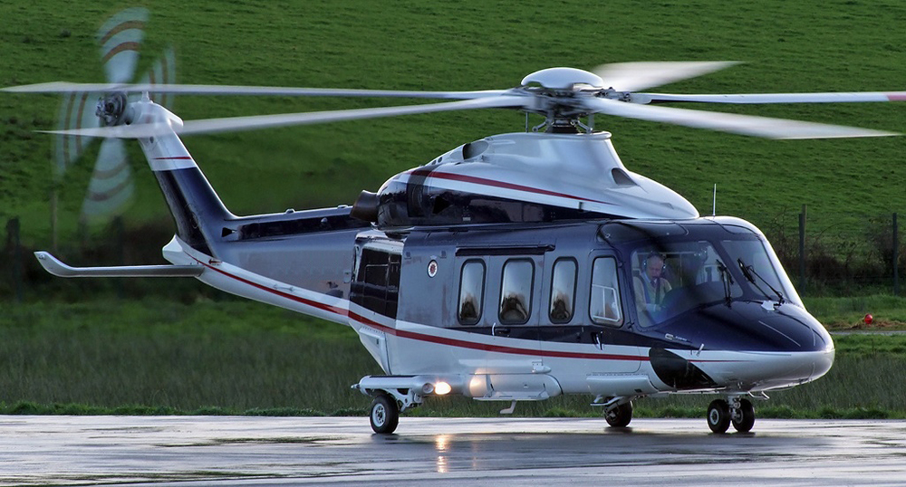 VIP AW139 For Lease