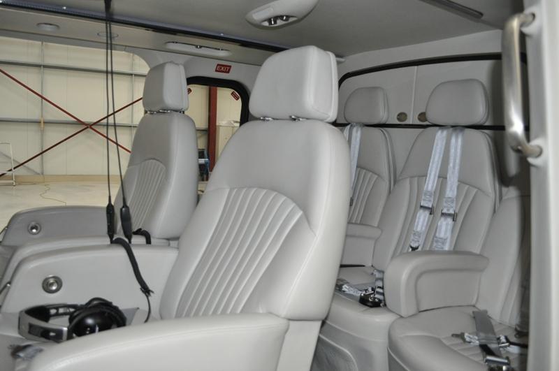 2007 Agusta AW139 Interior