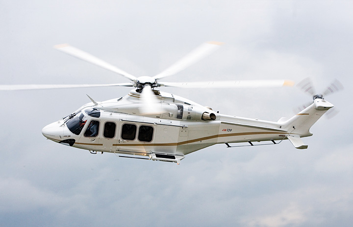 AW139 For Offshore Lease