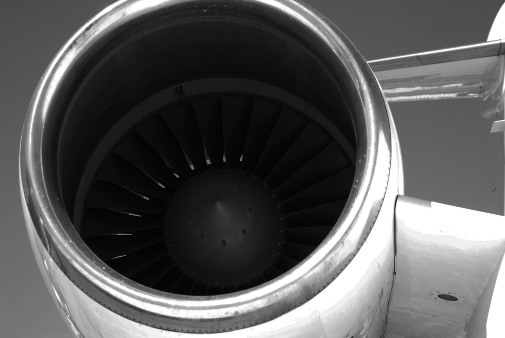 Challenger 601-3A/ER Engine