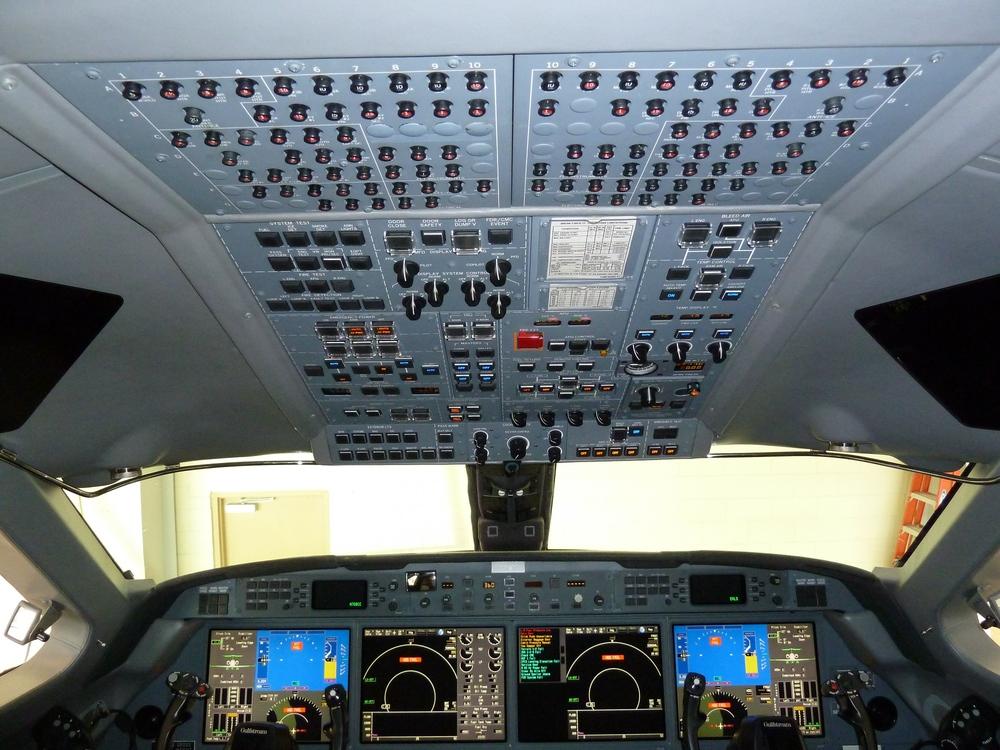 G500 Cockpit