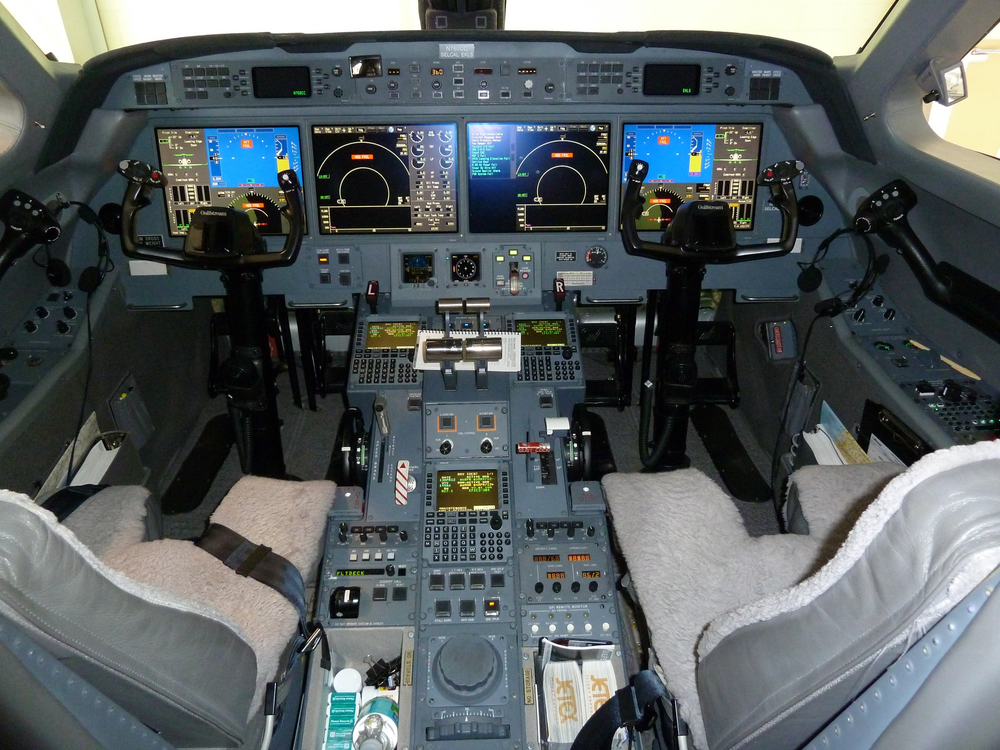 G-500 Cockpit 2