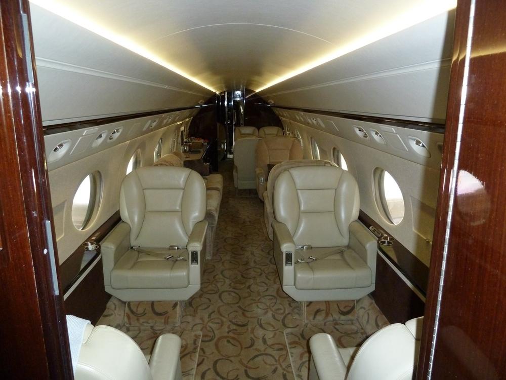G500 Interior 3