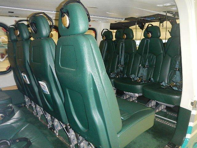 AW139 12 Passenger Configuration